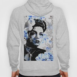 LADY AND ORCHIDS Hoody