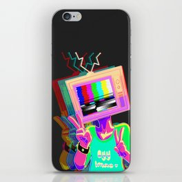 Ayy Lmao iPhone Skin