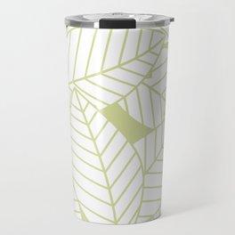 Leaves in Fern Travel Mug