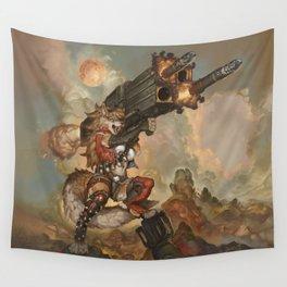 Hellfire Wall Tapestry