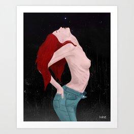 Infatuation Art Print