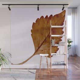 Be Like A Leaf #2 Wall Mural