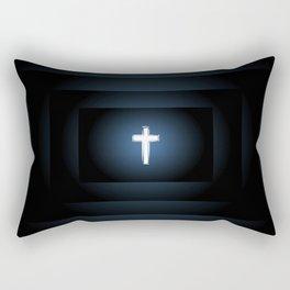 Love Peace n Sacrifice Rectangular Pillow