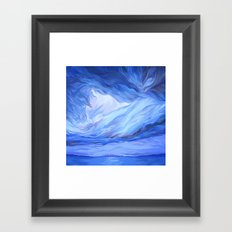 Clouds #8 Framed Art Print