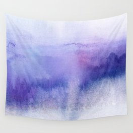 Subtle Horizon Wall Tapestry