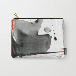 Expressions No. 1 by Kathy Morton Stanion Carry-All Pouch