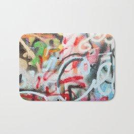 Graffiti Bath Mat