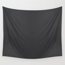 Welcome Warmth ~ Weathered Black Wall Tapestry