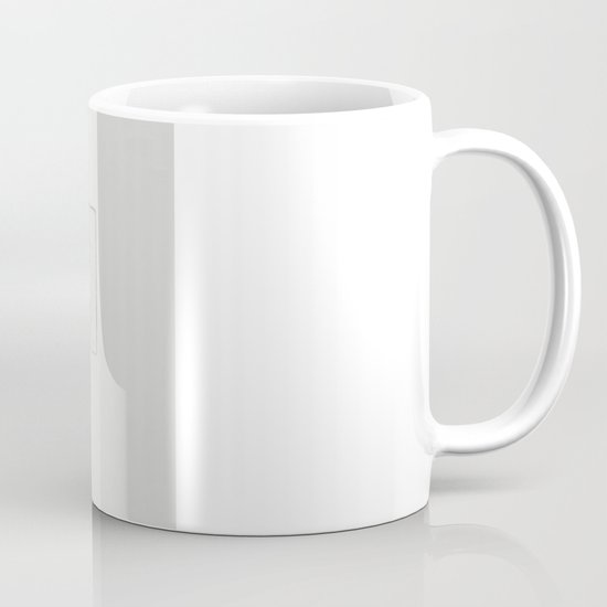 Etched print no. 1 Mug