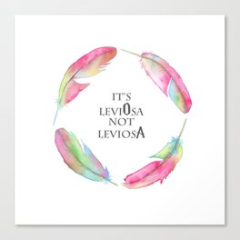 LeviOsa Canvas Print