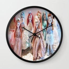 Always a Princess Wall Clock