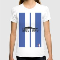 mustang T-shirts featuring Mustang by Salmanorguk