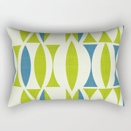 Seventies Collection Rectangular Pillow