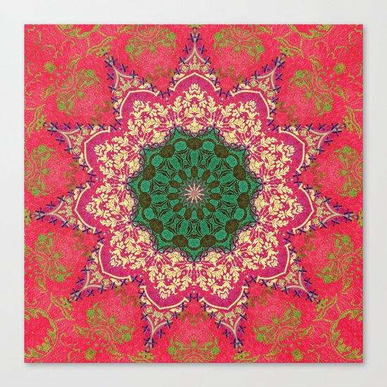 Royal Mandala 1 Canvas Print