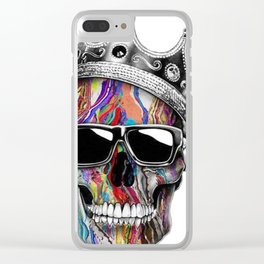 Paradise of sadness Clear iPhone Case