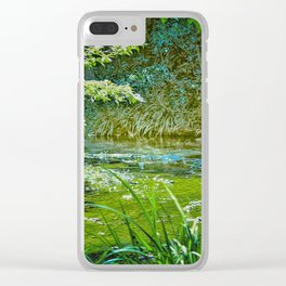 Orara River Clear iPhone Case