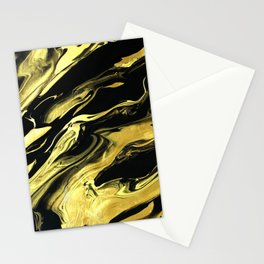 Golden Rivers Stationery Cards