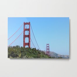 San Francisco Golden Gate Metal Print