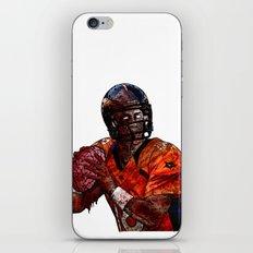 Peyton Manning zombie iPhone & iPod Skin