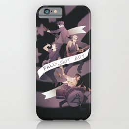 Poster Boys For Your Scene iPhone Case