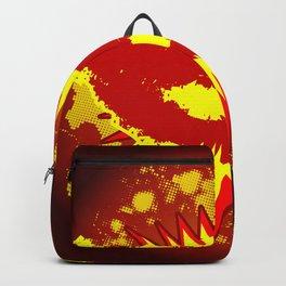 Explosive Kiss Backpack