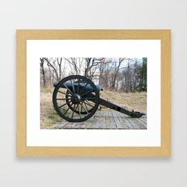i declare war Framed Art Print