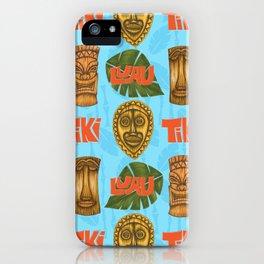 Tiki Goodness iPhone Case