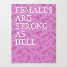The Unbreakable Kimmy Schmidt Canvas Print