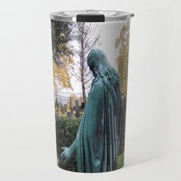 "Dietro la chiesa (Oslo) ""A SAFE PLACE"" series Travel Mug"