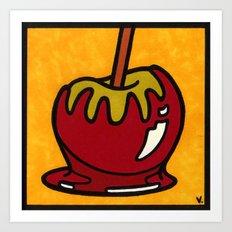 MiniPop12|ToffeeApple Art Print