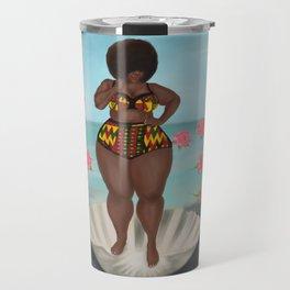 Black Venus Travel Mug