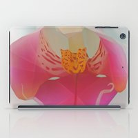 orchid iPad Cases featuring Orchid by Dirk Petzold
