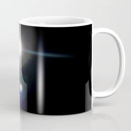 Solar Eclipse Flares Coffee Mug