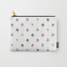 4 plants Carry-All Pouch