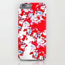 Massacre iPhone Case