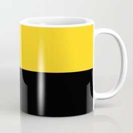 flag of Sachsen-Anhalt (Saxony-Anhalt) Coffee Mug