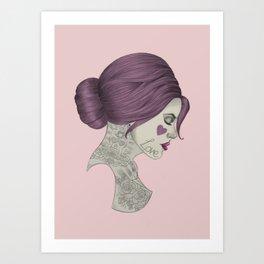 AVENUE Art Print