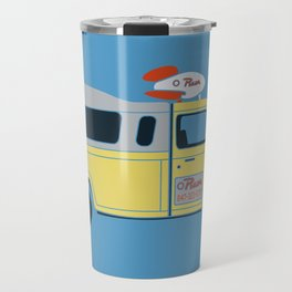 Galactic Pizza Van Travel Mug