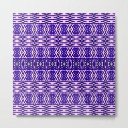 bow tie dye Metal Print