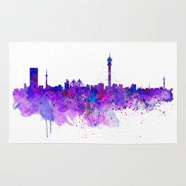 Johannesburg Skyline Rug