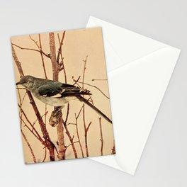 Neltje Blanchan - Bird Neighbours (1903) - Mockingbird Stationery Cards