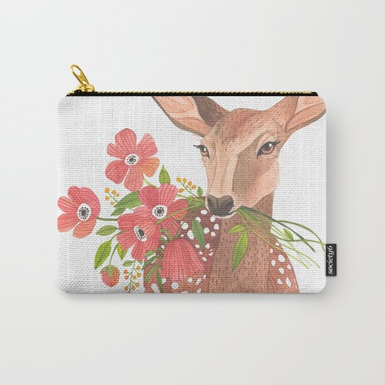 Lovely Deer Carry-All Pouch