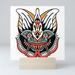 Batty Mini Art Print