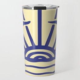 A NEW WAVE Travel Mug