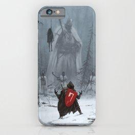 Starza iPhone Case