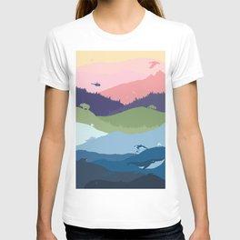 Vancouver Landscape T-shirt