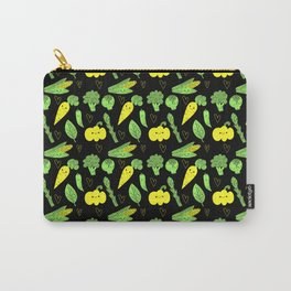 Happy Little Veggies Carry-All Pouch