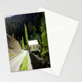 Walhalla Fire Station Stationery Cards