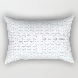 Inverted Trowel Rectangular Pillow