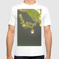 A Magical Moment Mens Fitted Tee MEDIUM White